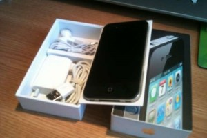 iPhone 4 16gb black FullBox