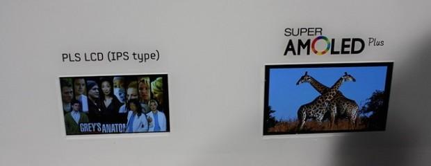 Display-uri pentru smartphone-uri – AMOLED vs LCD