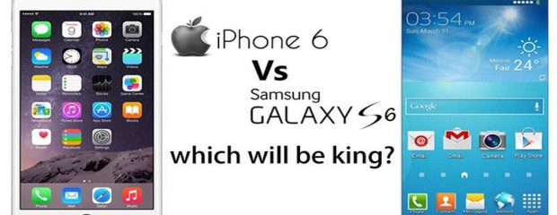 Samsung Galaxy S6 vs. Apple iPhone 6 – batalia smartphone-urilor de top
