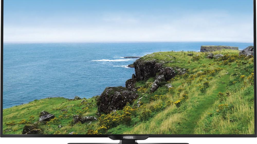 Cel mai bun model de televizor LED al producatorului Philips