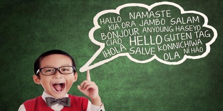 De ce invata copiii mai repede limbile straine?