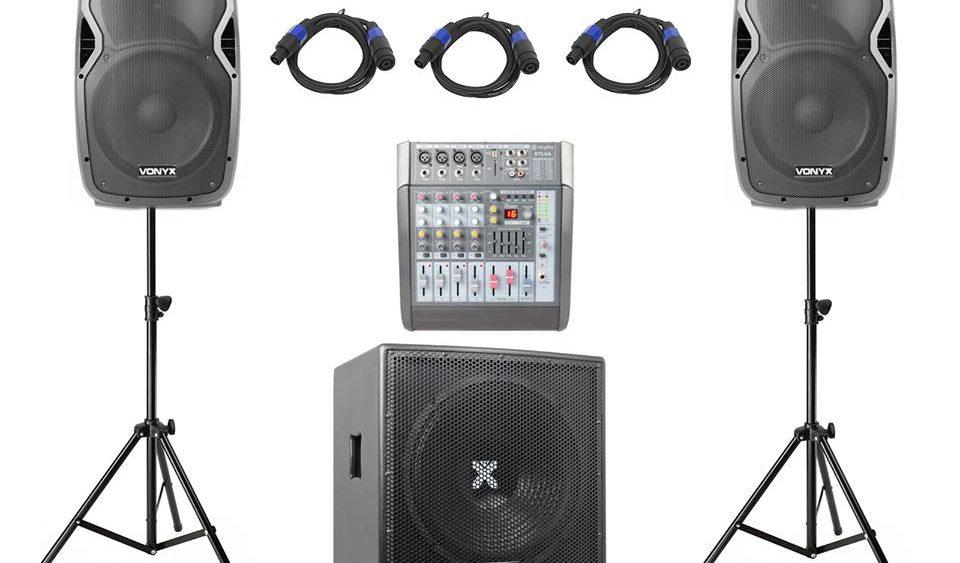 Cum marim capacitatea sistemului de sonorizare