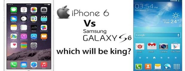 Samsung Galaxy S6 vs. Apple iPhone 6 – batalia smartphone-urilor de top