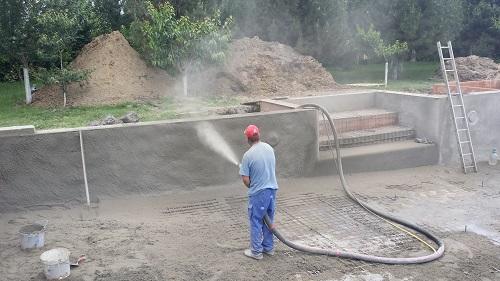 Totul despre betonul torcretat