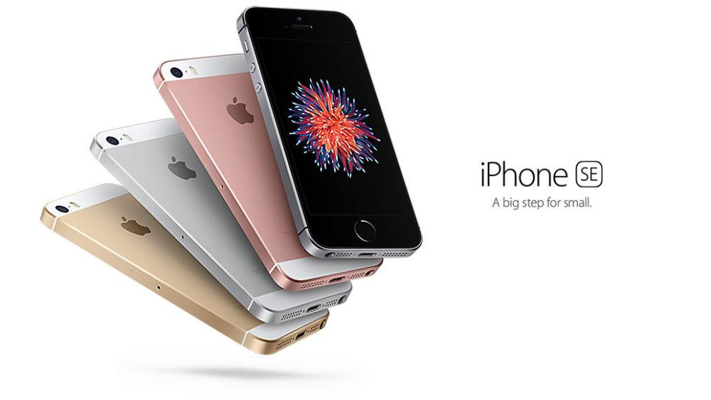 iPhone SE – smartphone-ul ideal pentru cei care prefera o diagonala mai mica